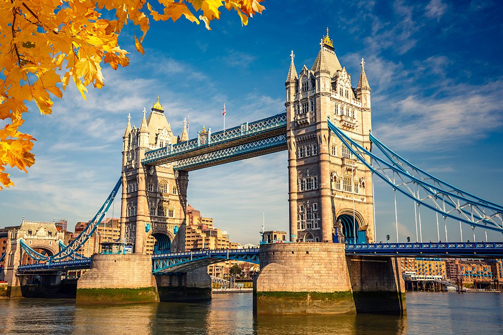 London Bridge - Business Data Partners website
