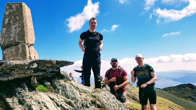 BDP Three Peaks Training