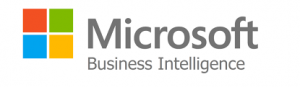 Microsoft Business Intelligence BI logo - Business Data Partners website