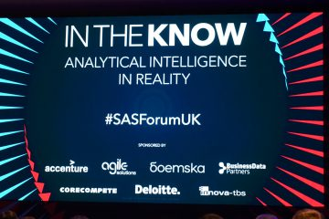 SAS Forum Sponsors