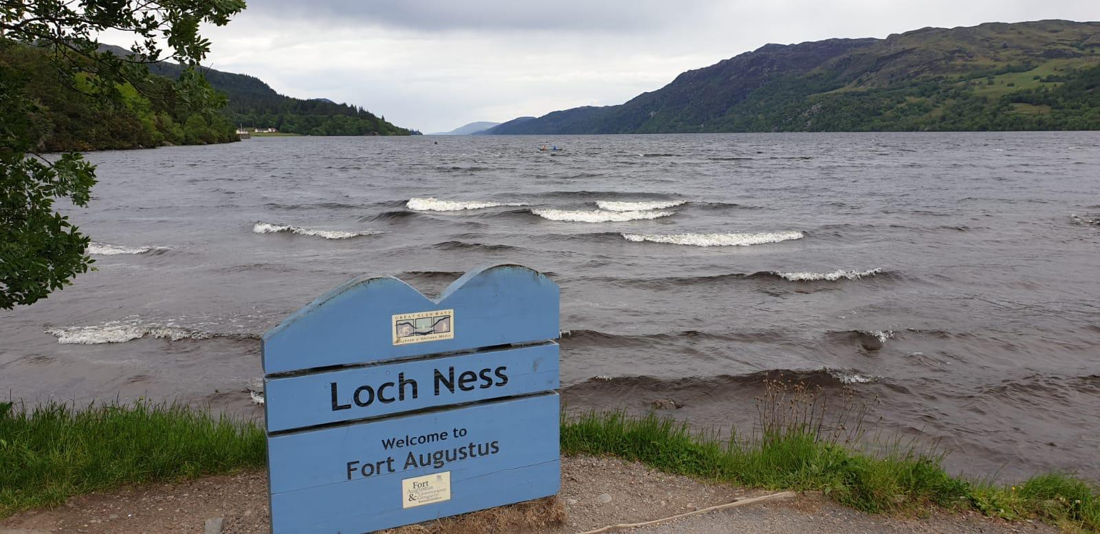 Loch Ness by Any Means – BDP CSR Challenge Completed!