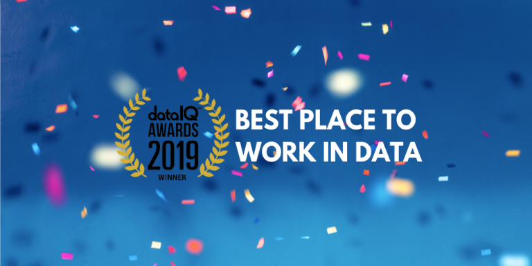 Best Place to Work in Data