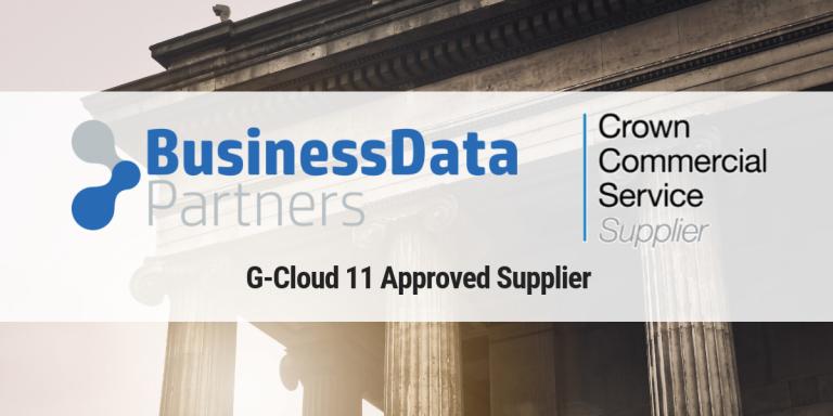 g-cloud 11 BDP