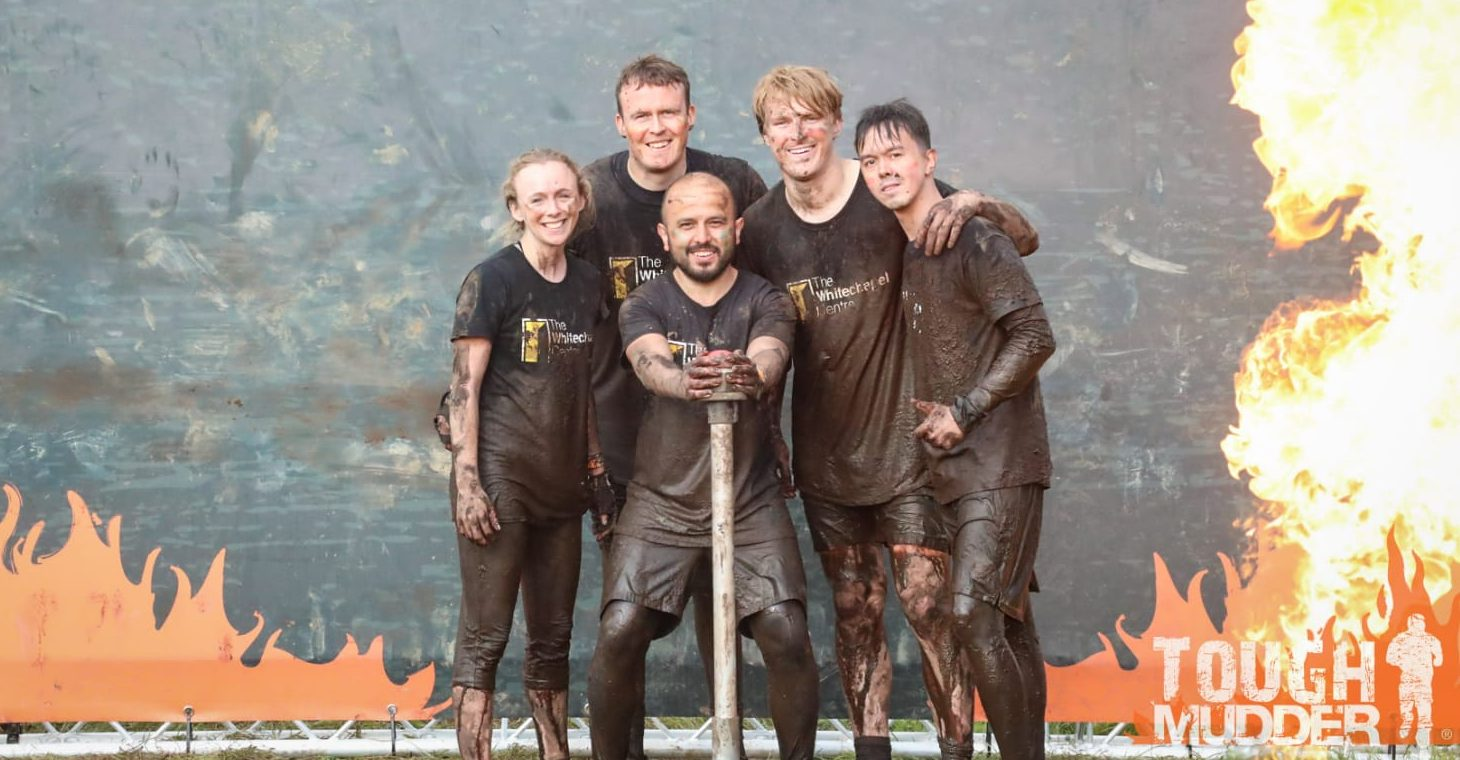 Tough Mudder for The Whitechapel Centre