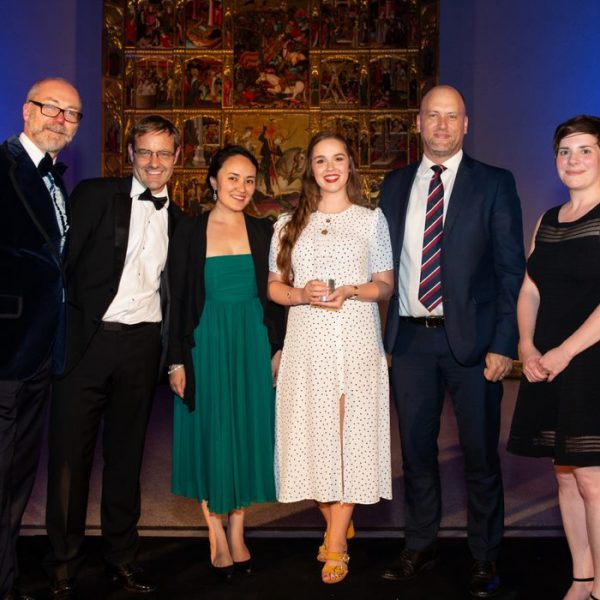 Best Place to Work in Data Award